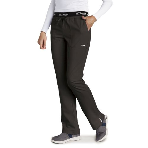 3 Pocket Logo Waist Pant-