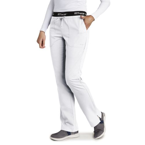 3 Pocket Logo Waist Pant-Greys Anatomy Active