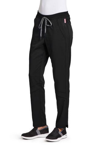 Greys Anatomy +Spandex Stretch 3 Pocket Knitwaist Cargo Scrub Pant-Greys Anatomy Active
