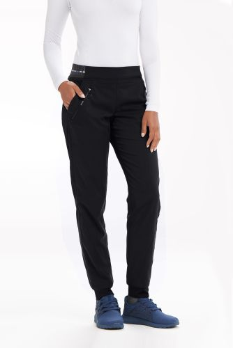 Active Jogger Style Cargo Pant-Greys Anatomy Active
