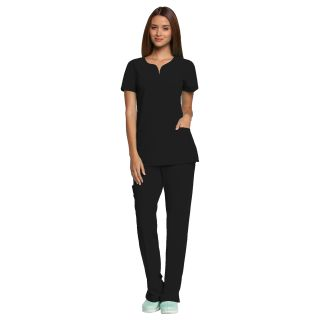 Barco Grey's Anatomy Signature Women's Notch Neck Top