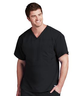Grey's Active 2 Pocket V-Neck Scrub Top