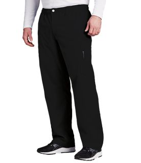Barco Grey's Anatomy Active Men's Cargo Zip Fly Pant