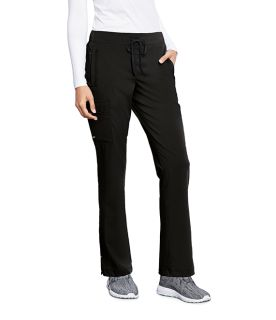 W5pkt Flat Ft Elastic Bk Pant-Motion By Barco