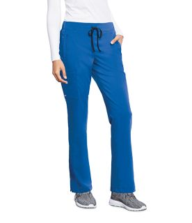 """Motion - Functional 5 Pocket Cargo Drawcord """"Claire Pant""""-Motion By Barco"""