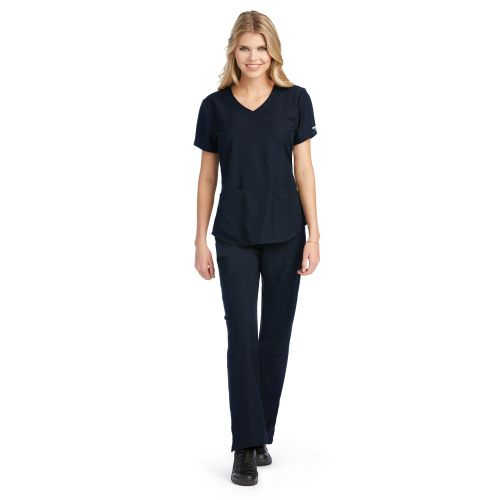 Skechers Medical Tops 3PKT Vitality V-Neck Top-Skechers