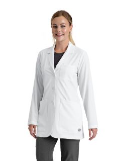"Women 3pkt Cb 30"" Lab Coat-Skechers"
