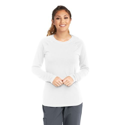 SKK001 Skechers Crew Neck Long Sleeve Tee-Skechers