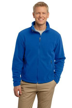 Men Fleece Jacket-Port Authority