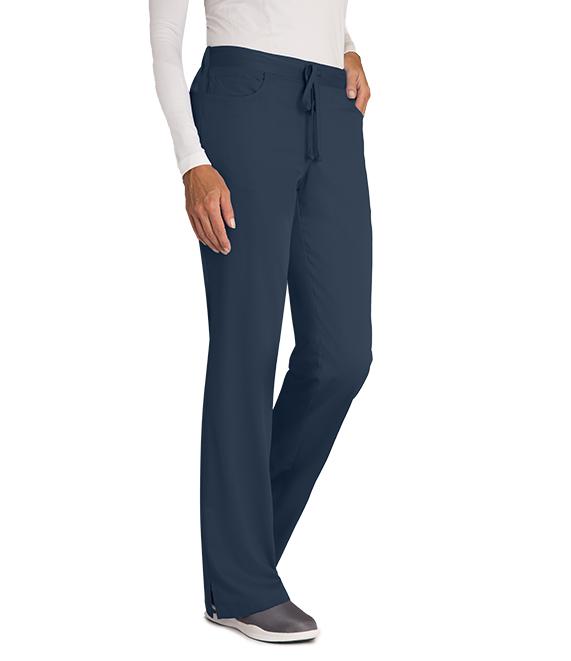 4232 5 Pocket Drawstring Pant-Greys Anatomy