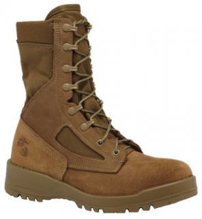 USMC Waterproof Combat Boot (EGA)-Belleville Shoe