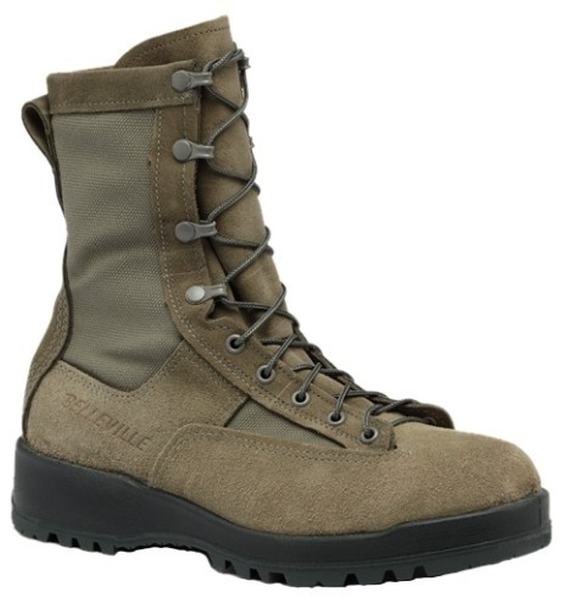 Waterproof Steel Toe USAF Flight Boot-Belleville Shoe