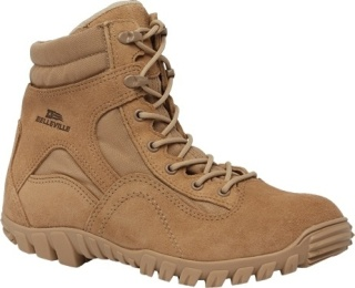 "6"" Waterproof Hybrid Assault Boot-Belleville Shoe"