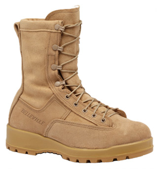 600g Insulated Waterproof Steel Toe Boot-Belleville Shoe