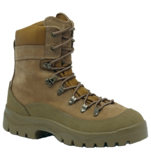 Mountain Combat Boot-Belleville Shoe