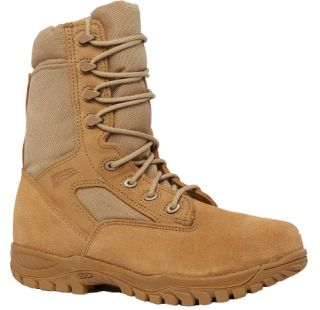 Hot Weather Tactical Steel Toe Boot-
