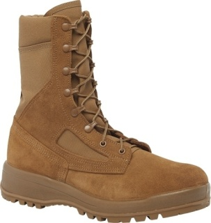 Hot Weather Combat Boot-Belleville Shoe