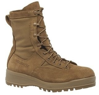 Waterproof Flight & Combat Boot-Belleville Shoe