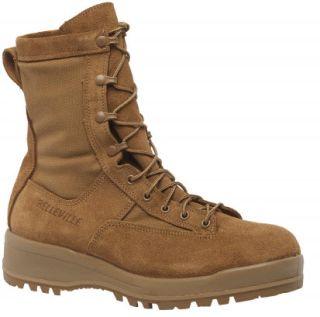 Waterproof Steel Toe Flight & Combat Boot-Belleville Shoe