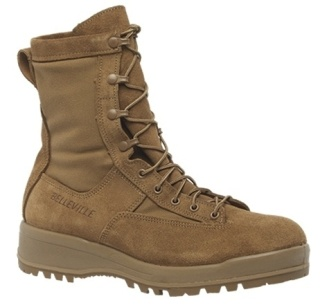 200g Insulated Combat Boot-Belleville Shoe