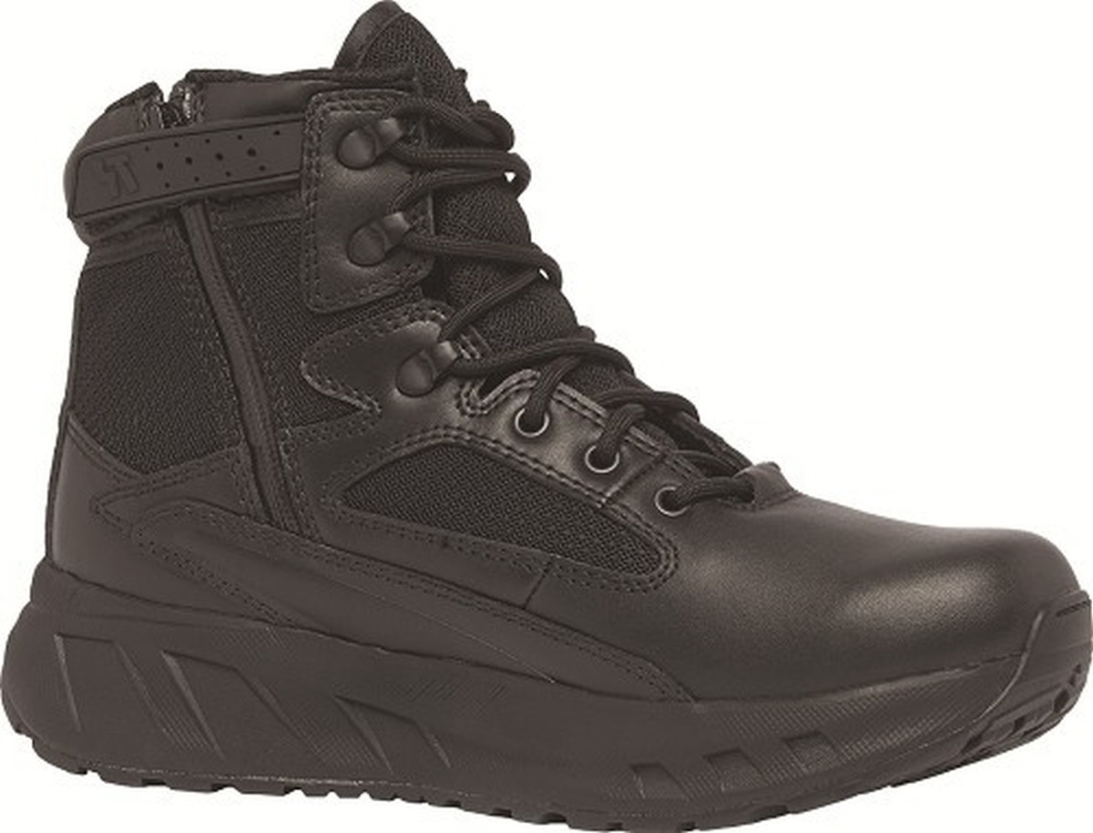 Maximalist Tactical Boot-Belleville Shoe