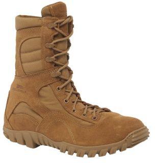 Hot Weather Hybrid Steel Toe Assault Boot-Belleville Shoe