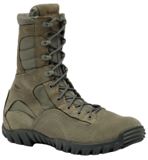 Hot Weather Hybrid Steel Toe Assault Boot-Belleville Shoe