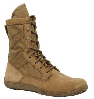 Minimalist Combat Boot-Belleville Shoe