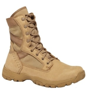 Lightweight Hot Weather Boot-Belleville Shoe