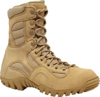 Hot Weather Lightweight Mountain Hybrid Boot-Belleville Shoe