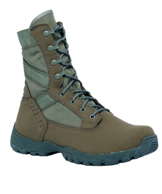 Flyweight - Ultra Lightweight Hot Weather Garrison Boot-Belleville Shoe
