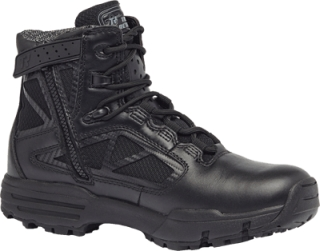 "6"" Waterproof Side Zip Boot-"