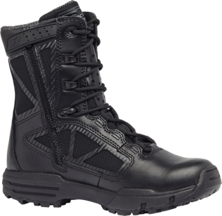 "8"" Waterproof Side Zip Boot-Belleville Shoe"