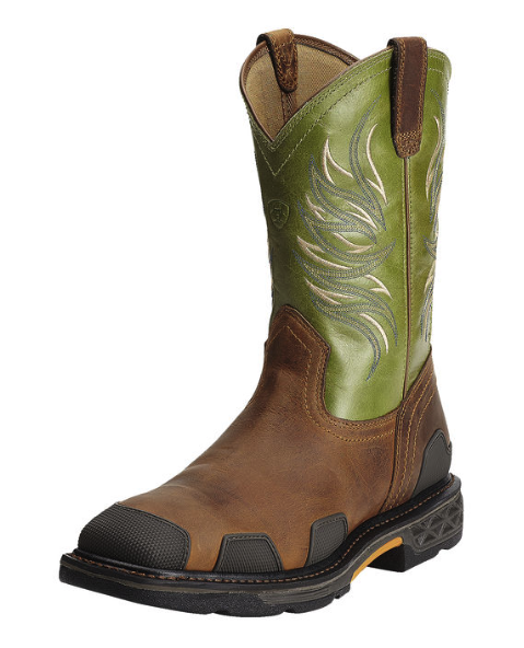 Ariat Overdrive Square Toe (Steel Toe)