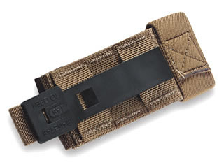 Coyote Molle 7 Hook Pouch