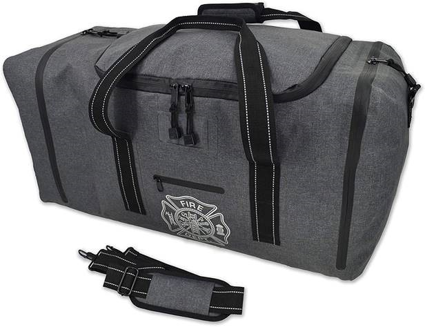 X Carcinogen & Off-Gassing Resistant Firefighter Turnout Gear Bag-Derks Uniforms