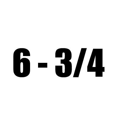 6 - 3/4