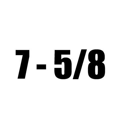 7 - 5/8