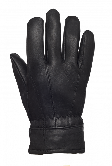 Black Deerskin Gloves-ProJob