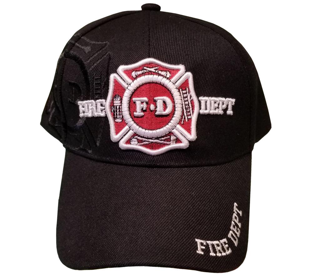 Fire Department Cap-