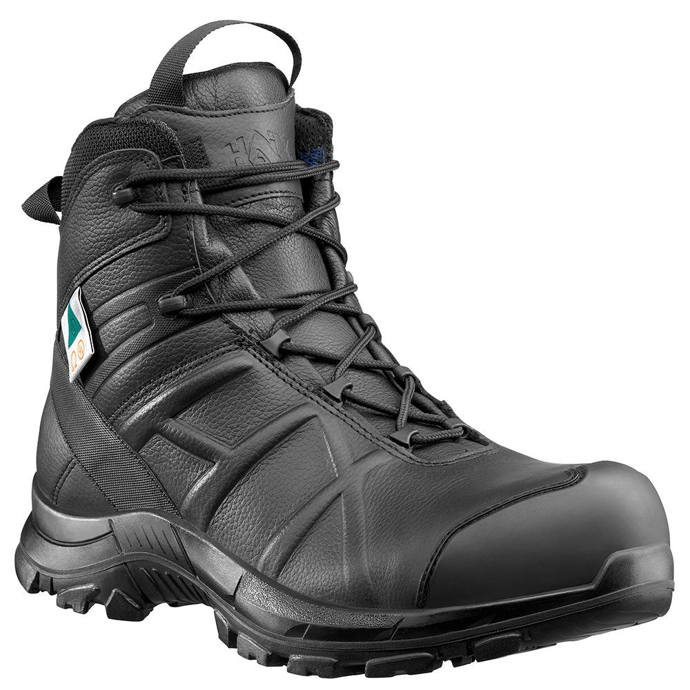 Black Eagle Safety 55 Mid Side Zip Mens-