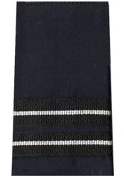 CAFC 2 Silver Stripe Slip-On-