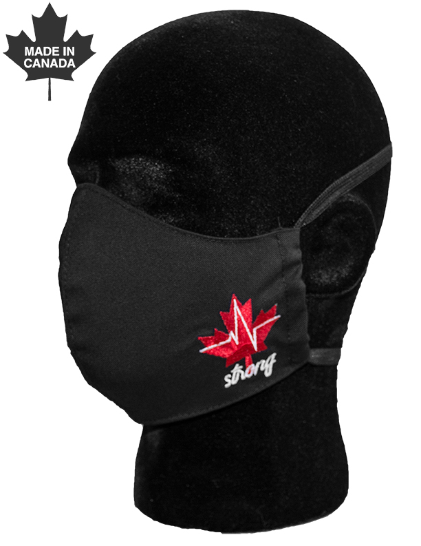 Canada Strong Face Mask-