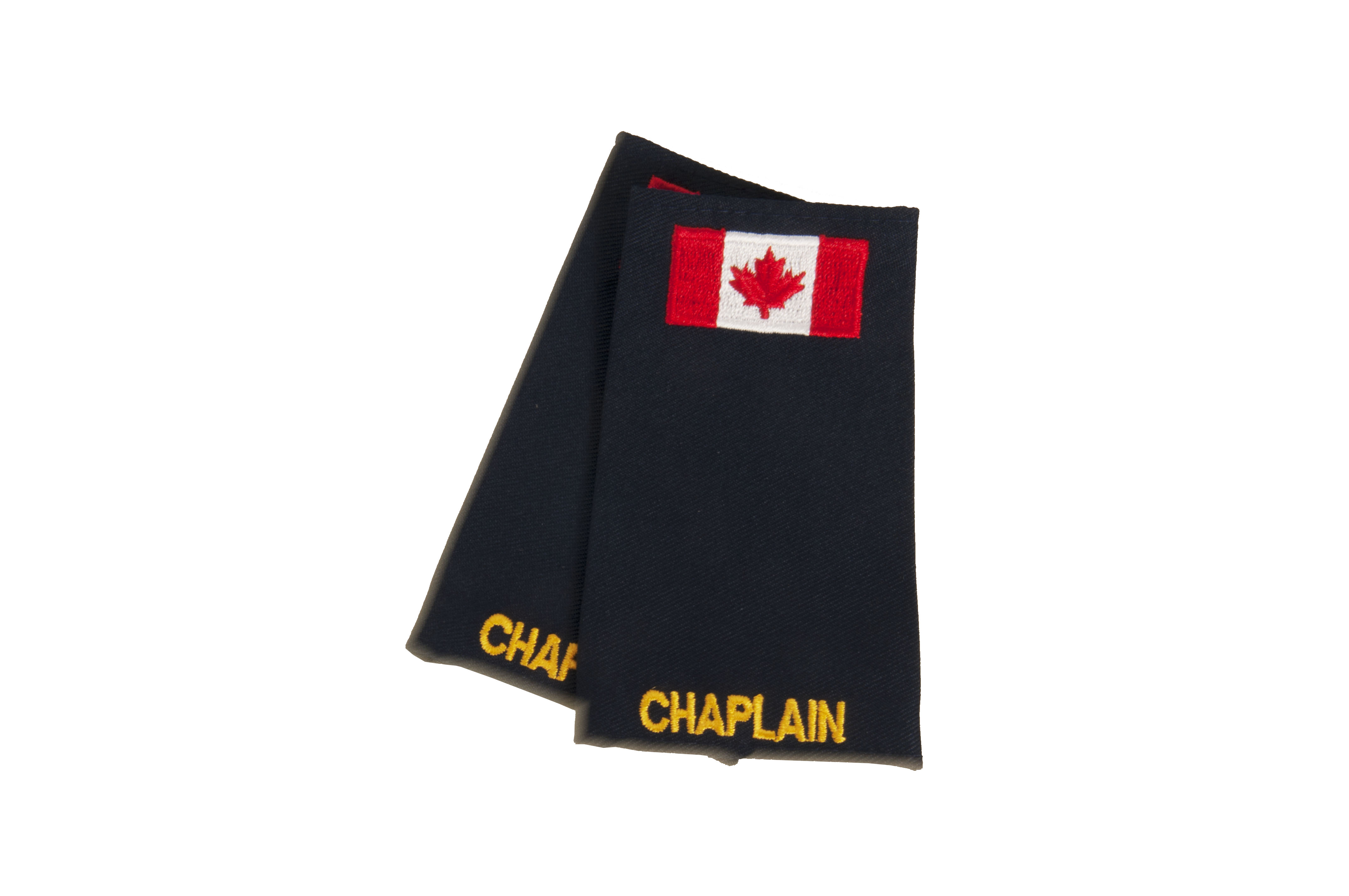 Chaplain Slip-On with Canadian Flag-Derks Uniforms