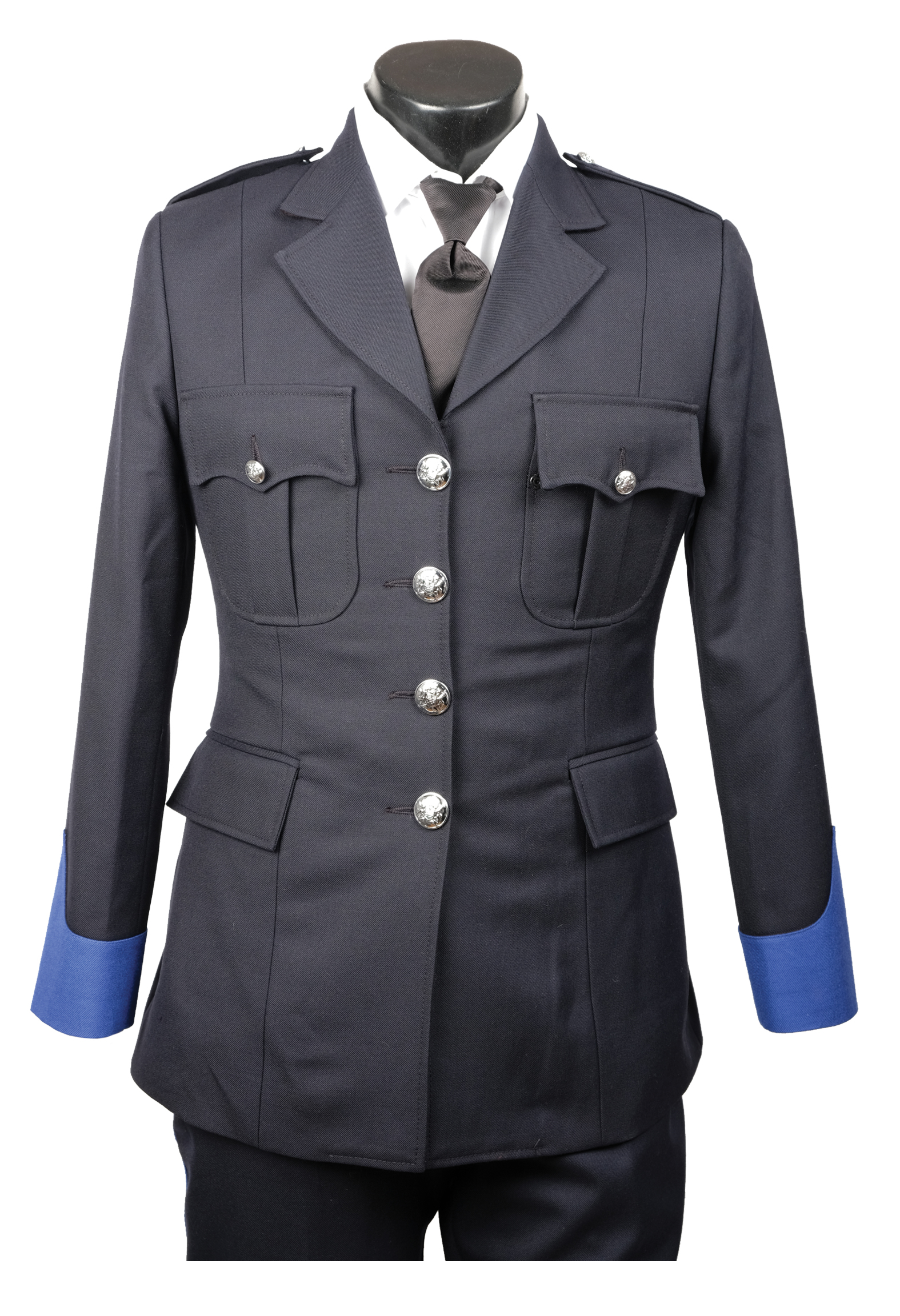 Custom Working Tunic With Pants-Derks Uniforms