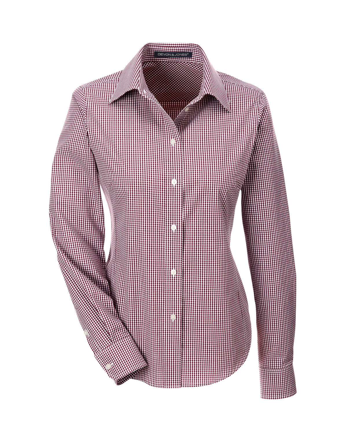 Women's Crown Woven Button-Up Shirt-Sawmill