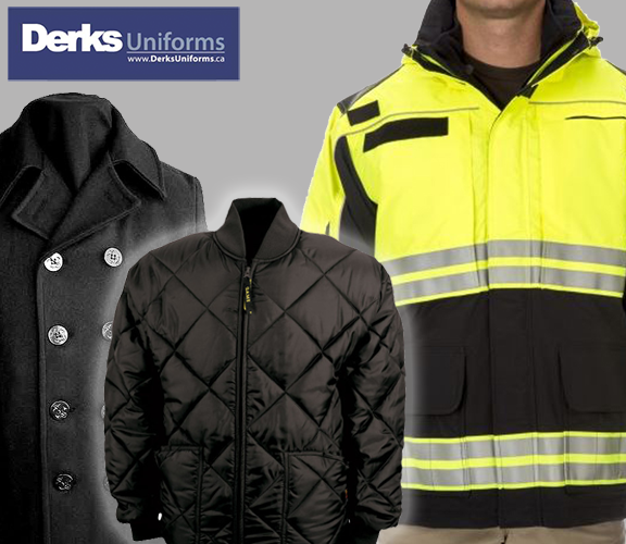 Derks Uniforms Outerwear