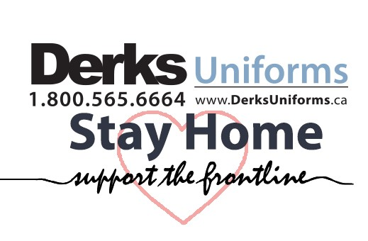 Donate-Derks Uniforms