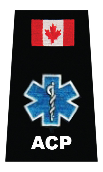 ACP Slip On-Derks Uniforms