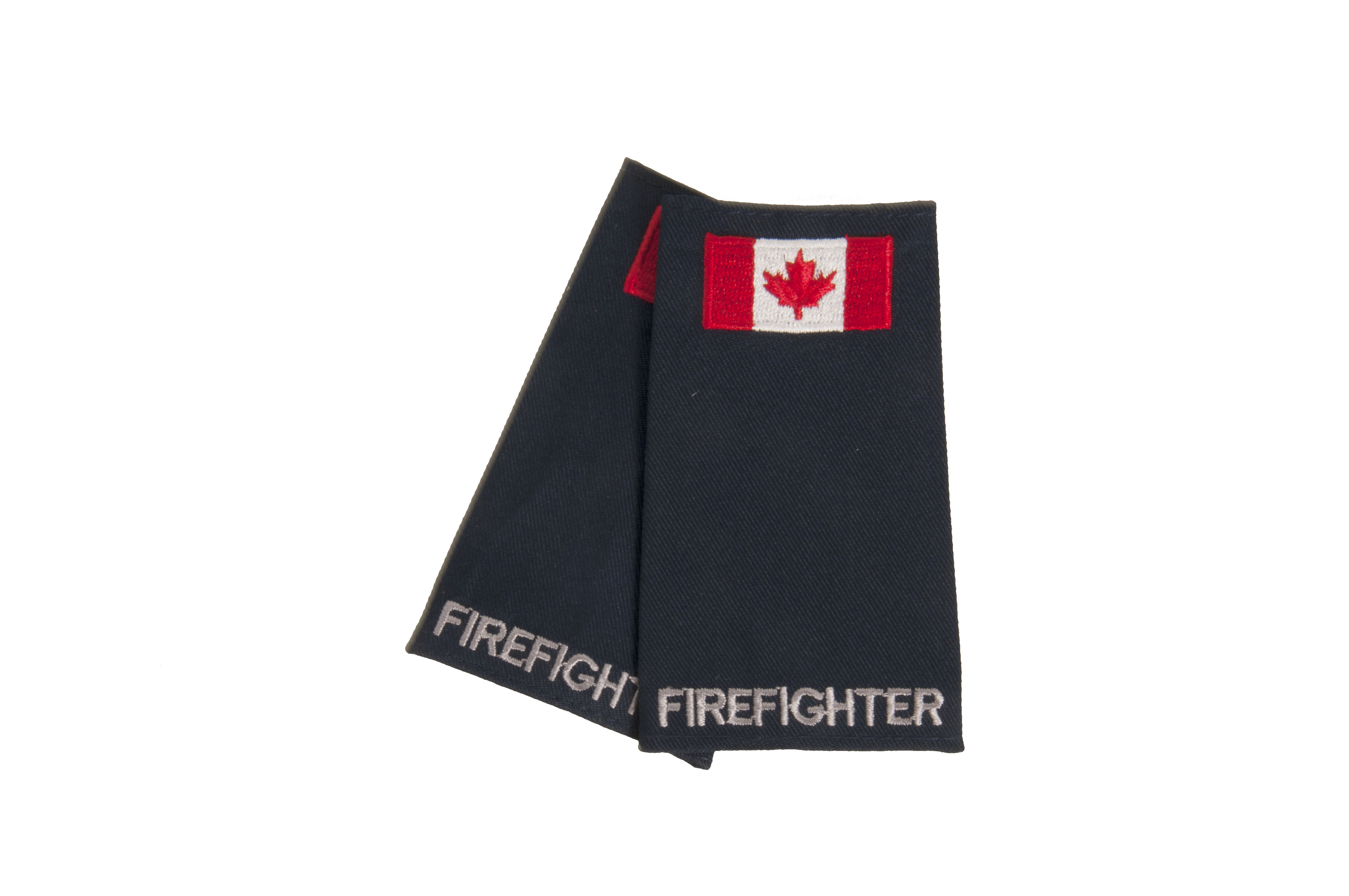 Firefighter Slip-On with Canadian Flag-Derks Uniforms